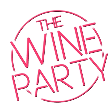 logo Wine Party transparent
